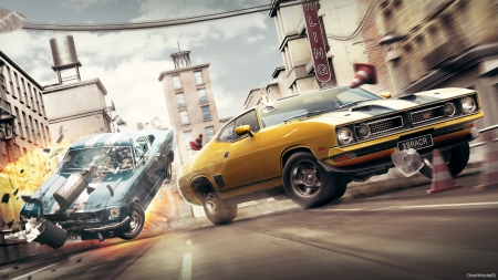 Driver San Francisco - Other & Cars Background Wallpapers on