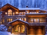 Winter Villa in Aspen
