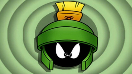 marvin the martian - martian, marvin, face, alien