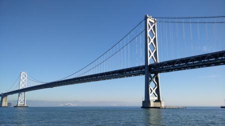 C'mon, Make Me an Offer, II - bay bridge, oakland,