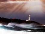 Lighthouse on the Australian Coast