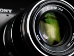 sony camera lens