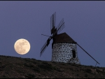 The Windmill's Moon