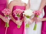 Calla Lily flowers bouquet