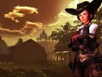 Fantasy Cowgirl