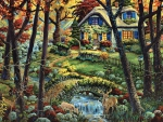 Cottage in the Woods F2