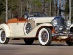 Vintage Triumph Roadster