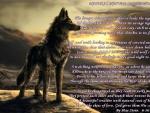 """Lone Wolf""....."