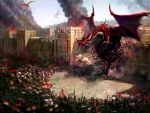 The rampage of the Red Dragon