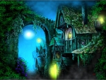 Noche medieval