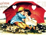 Valentine Greeting f