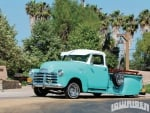 1947 Chevrolet Lowriding Truck