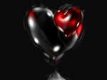 Ebony heart