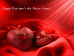 Happy valentine's day Nexus