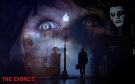 The Exorcist - scary, demon, exorcist, movie