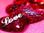 Shimmering Hearts: It's Love