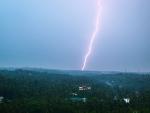 Lightning....