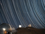 Swirling Starscape over La Silla
