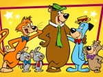 huckleberry hound and friends
