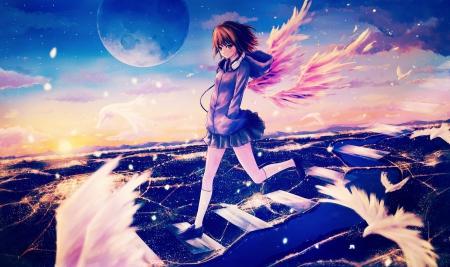Fly Away Like a Angel