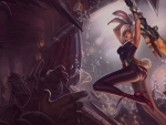 League Of Legends - Bunny Riven