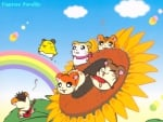 Sunflower Hamtaro