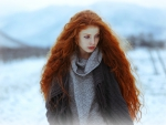 Beautiful Redhead ♥
