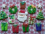* Sweet Santa *