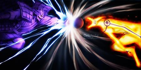Sasuke Vs Naruto - Naruto & Anime Background Wallpapers on ...