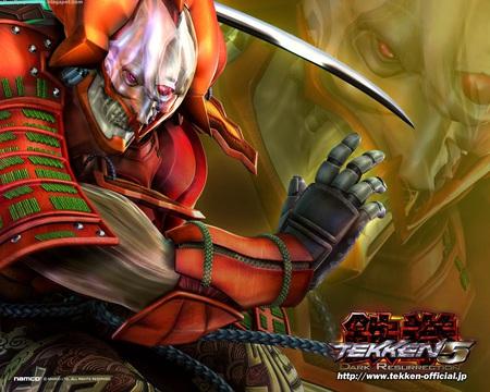Yoshimitsu Tekken Video Games Background Wallpapers On Desktop