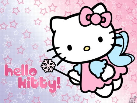 Fairy - Hello Kitty u0026 Anime Background Wallpapers on Desktop Nexus