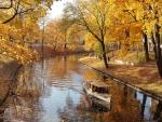 * Beauty river *