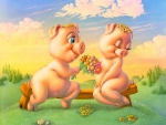 ★Pigs in Love★