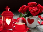 ♡ Romantic time of coffee ♡