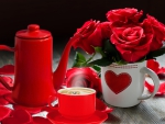♡Romantic time of coffee♡