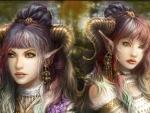 elf sisters