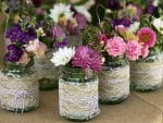 *Romantic small jars*