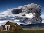 *Volcanic eruption*