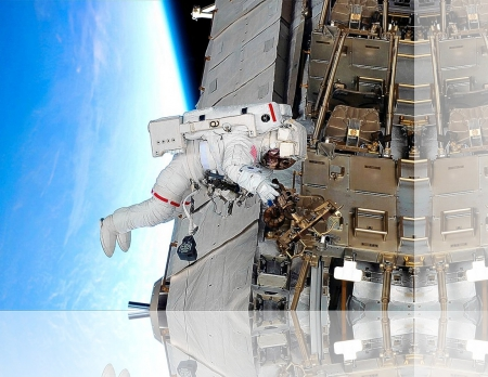 space walk orbit - camera, top secret, photography, nasa