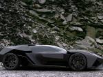 Lamborghini Ankonian Concept