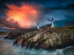 Lighthouse Sunrise
