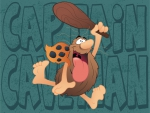 captain caveman by brant5studios