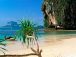Railey Beach, Andaman Sea
