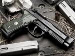 Beretta 92G Brigadier Tactical