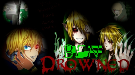 Ben Drowned Zelda Video Games Background Wallpapers On Desktop