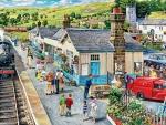 Village Station F1