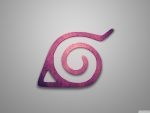 naruto konoha symbol