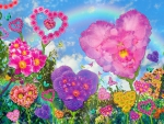★Love in the Garden★