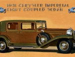 1931 Chrysler Imperial Sedan