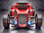 Lamborghini Hot rod concept car